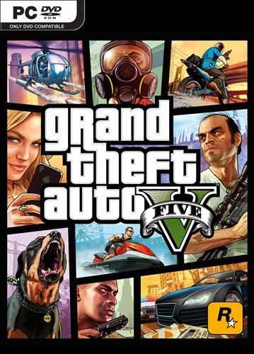 GTA 5 / Grand Theft Auto V (2015) PC | RePack от xatab