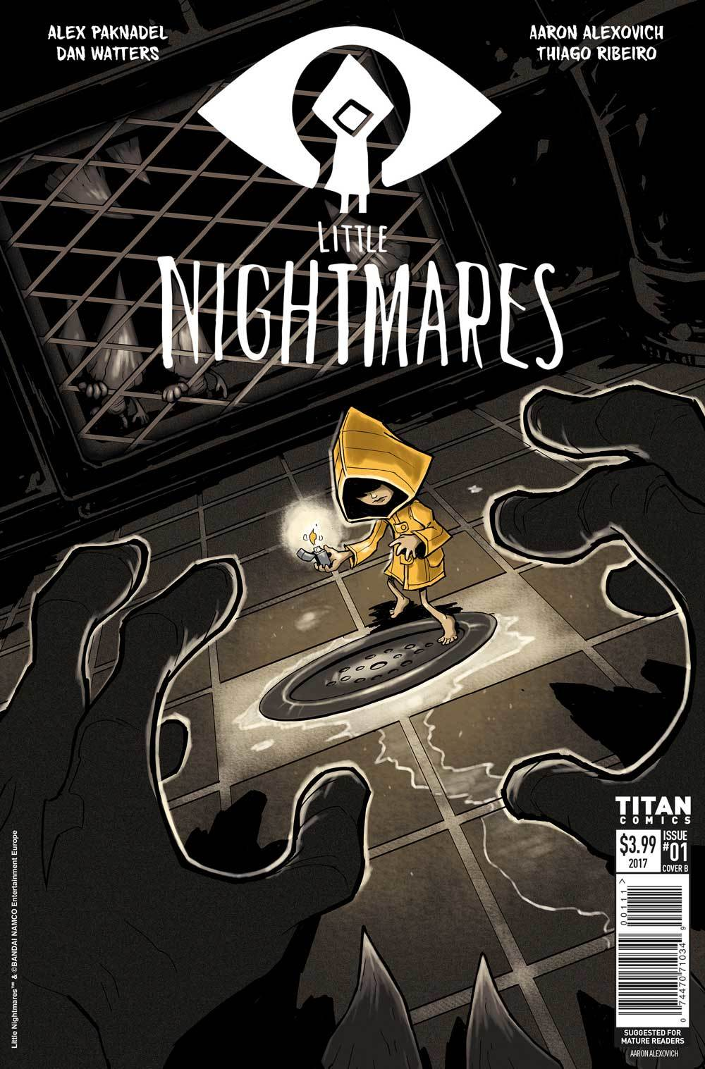 Little Nightmares Secrets of The Maw Chapter 1-2-3 (2017) PC | RePack от xatab