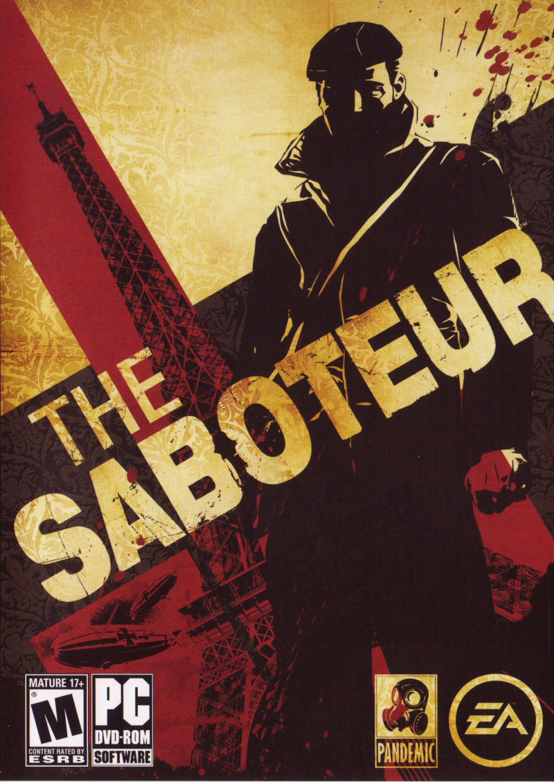 The Saboteur (2009) PC | Лицензия