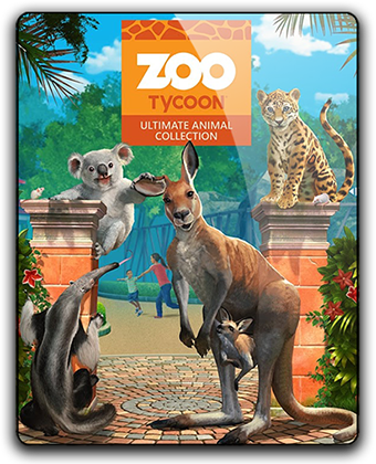 Zoo Tycoon: Ultimate Animal Collection (2017) PC | RePack by xatab