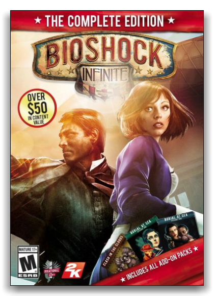 BioShock Infinite: The Complete Edition (2013) PC | RePack by xatab