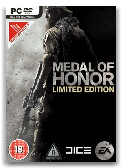 Medal of Honor. Limited Edition (2010) PC | Rip by xatab