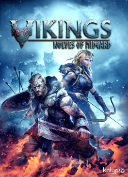 Vikings - Wolves of Midgard (v. 2.1 +DLC) (2017) PC | RePack от xatab
