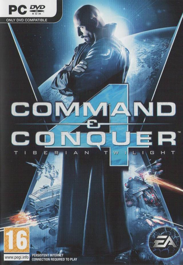 Command & Conquer 4: Tiberian Twilight (2010) PC | RePack от xatab