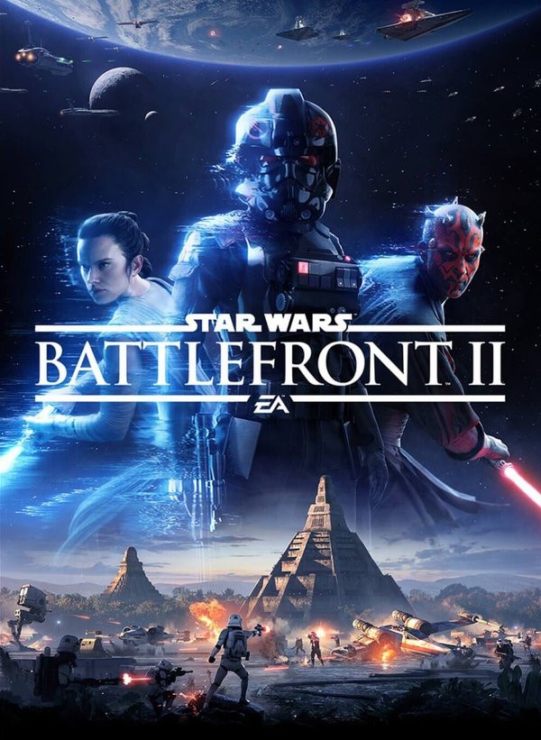 Star Wars: Battlefront II (2017) PC | Лицензия