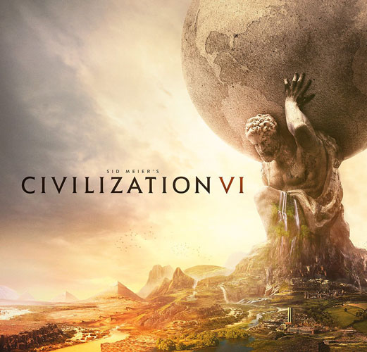 Sid Meiers Civilization VI - Digital Deluxe
