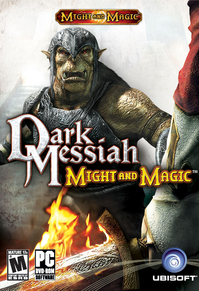 Dark Messiah Of Might And Magic v.1.02 [Бука] (2006) PC | Лицензия