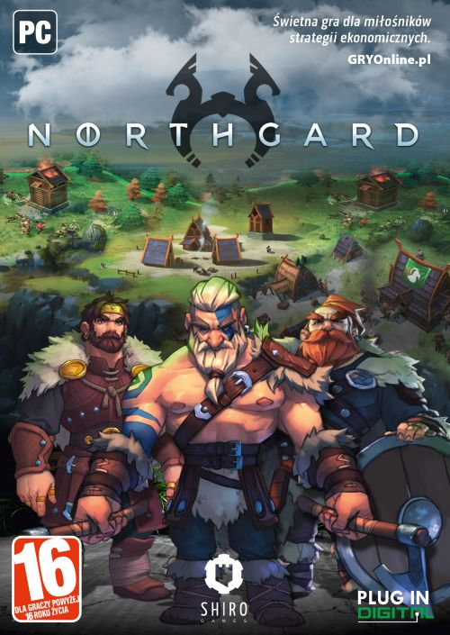 Northgard [v 2.1.4.16370] (2018) PC | RePack by xatab