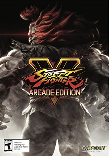 Street Fighter V: Arcade Edition [v 4.070 + DLC] (2016) PC | RePack от xatab